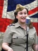 Cherie Lawrence - 1940s Tribute Singer