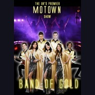 Motown Tribute Act: Band Of Gold