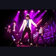 Michael Jackson Tribute Act: David Boakes As Michael Jackson