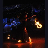 Fire Show: Fiery Feast