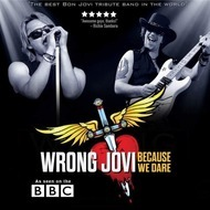 Bon Jovi Tribute Band: Wrong Jovi