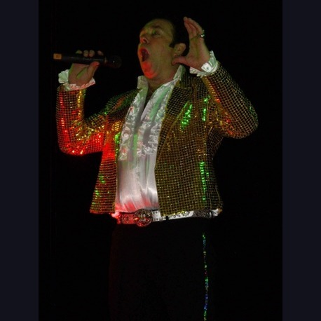 Steve Marks As Tom Jones