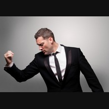 Michael Buble Tribute Act: Buble Sway
