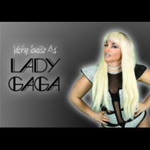 Lady Gaga Tribute Acts